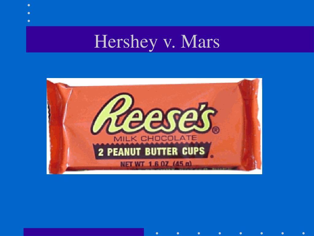 Hershey v. Mars