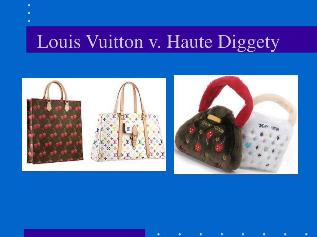 Louis Vuitton v. Haute Diggety