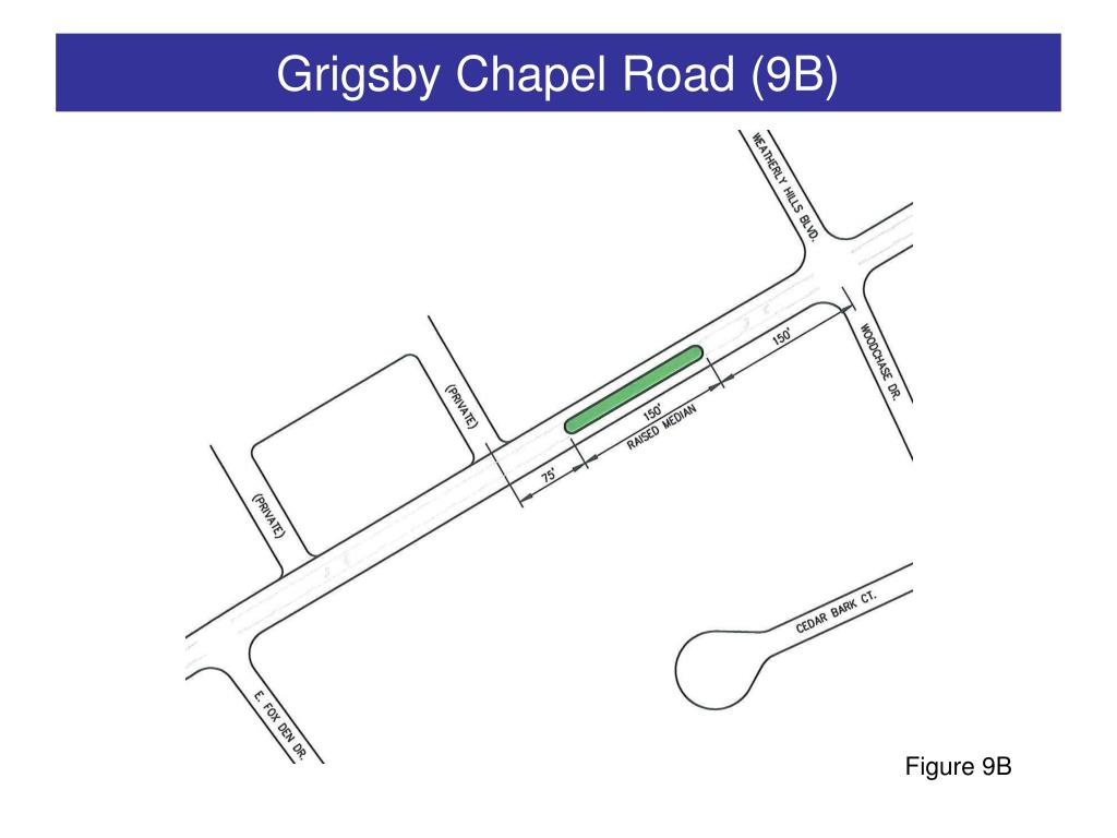 Grigsby Chapel Road (9B)