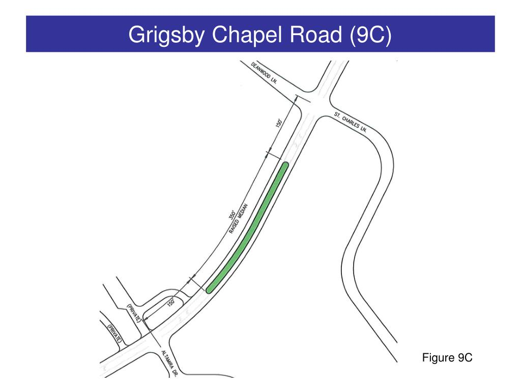 Grigsby Chapel Road (9C)
