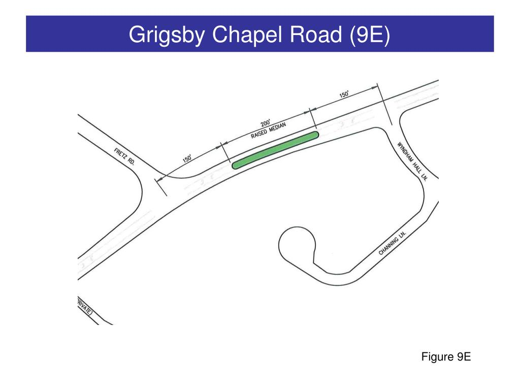 Grigsby Chapel Road (9E)