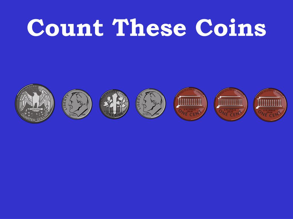 Count These Coins