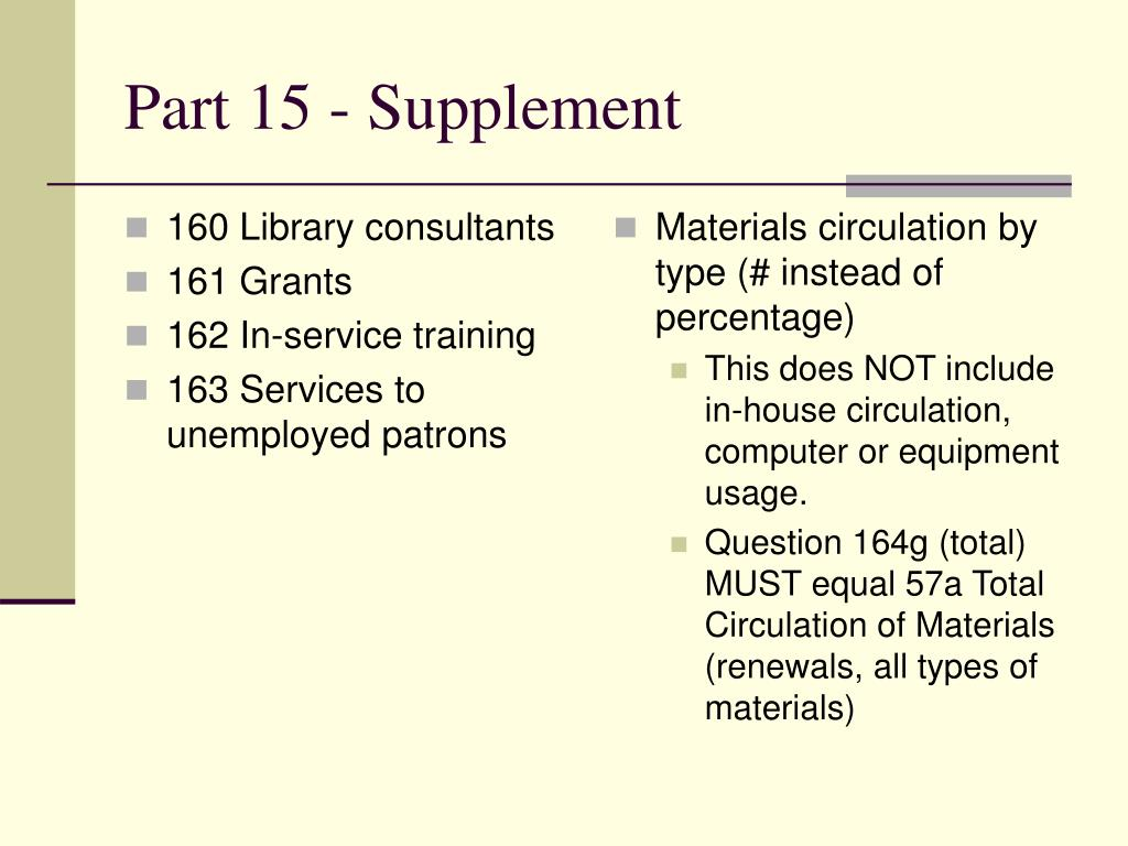 160 Library consultants