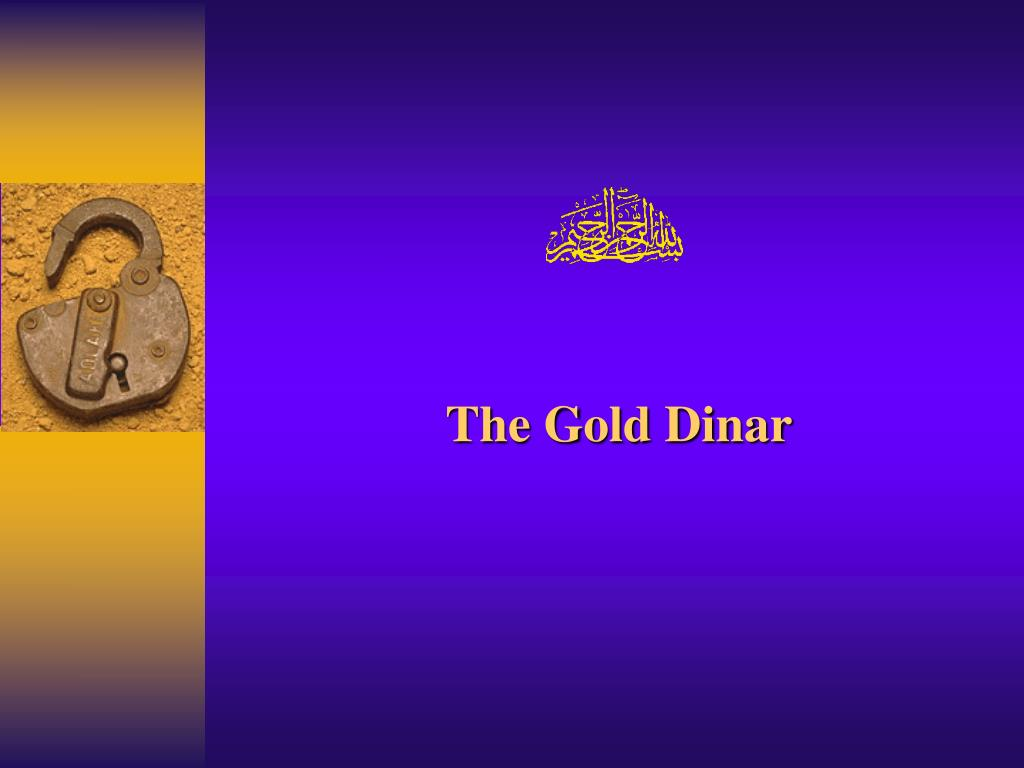 the gold dinar l.