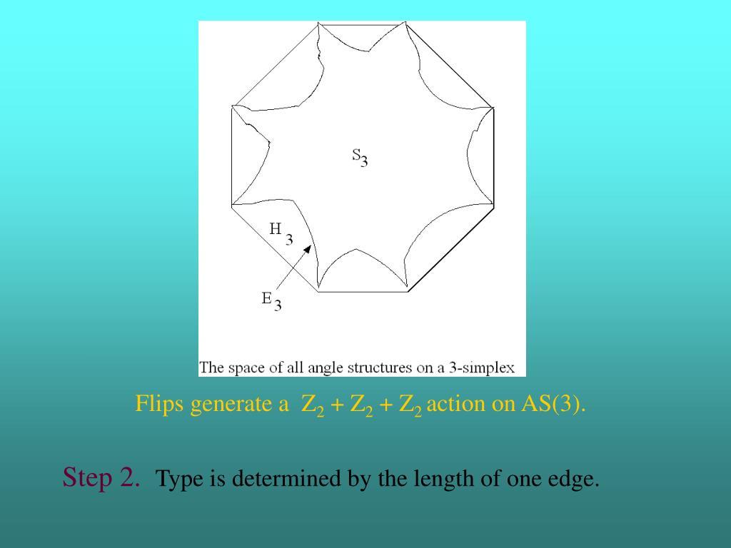 Flips generate a  Z
