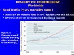 descriptive epidemiology8