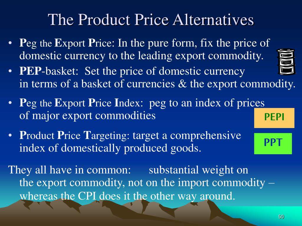 The Product Price Alternatives
