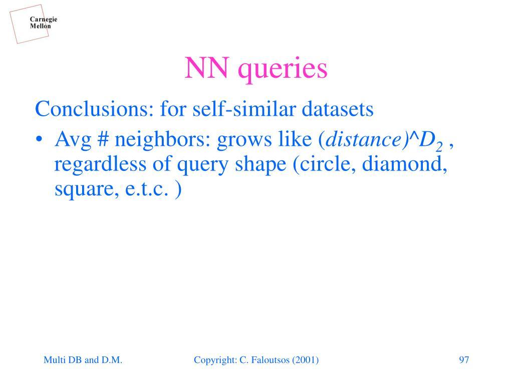 NN queries