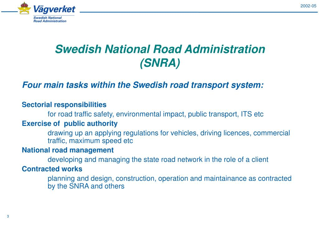 Swedish National Road Administration