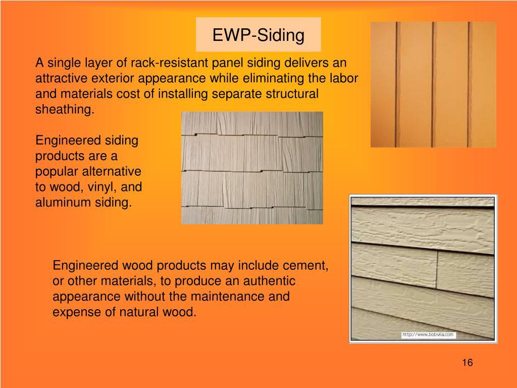 EWP-Siding