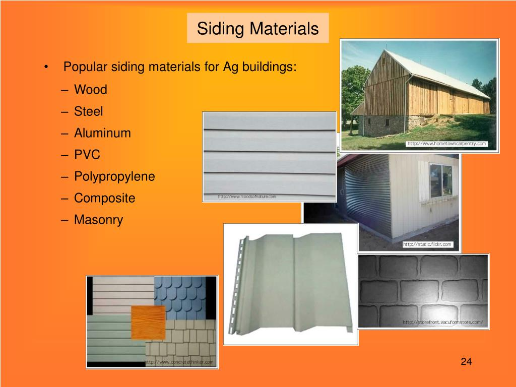 Siding Materials