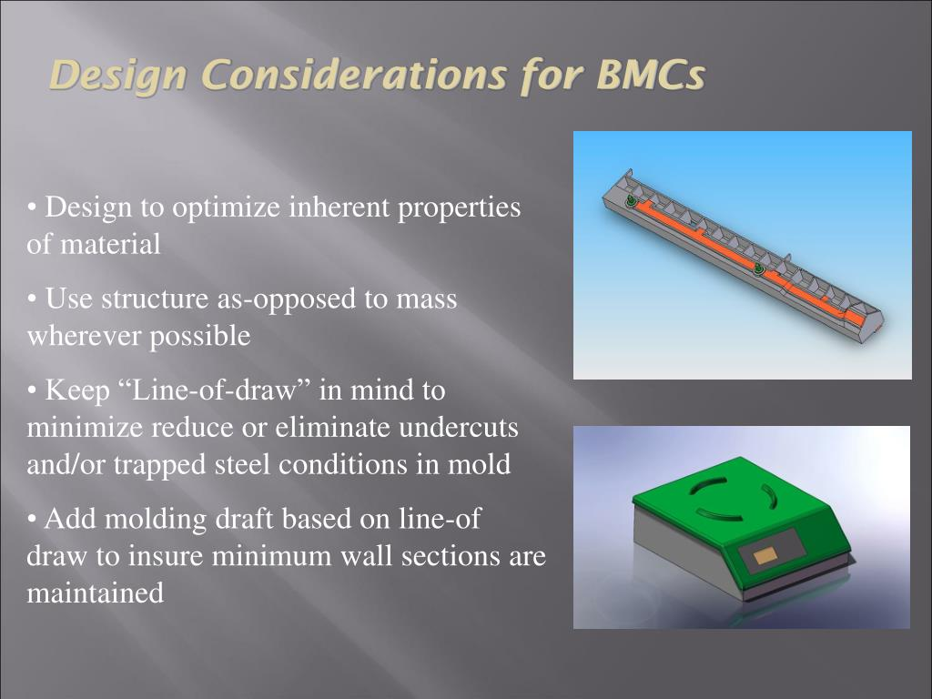 Design Considerations for BMCs