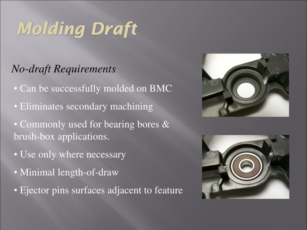 Molding Draft