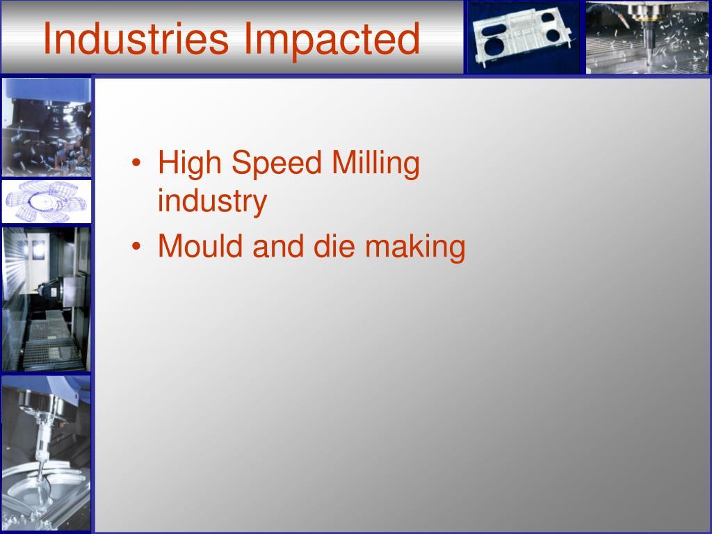 Industries Impacted