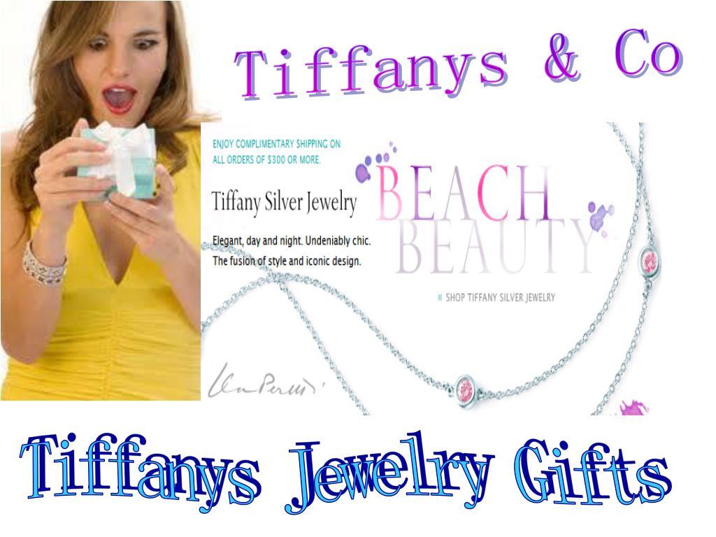 Tiffanys & Co