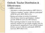 outlook teacher distribution effectiveness23
