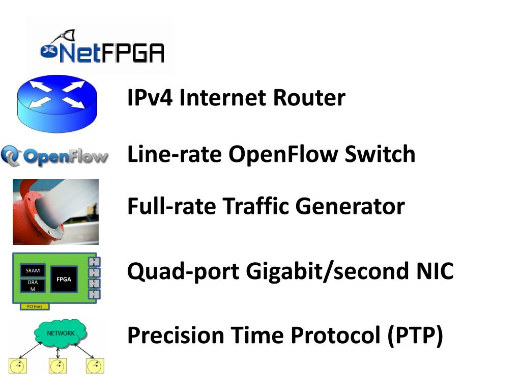 line rate openflow switch l.