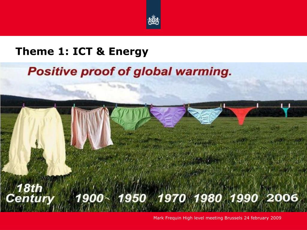 Theme 1: ICT & Energy