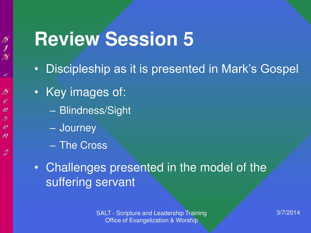 Review Session 5