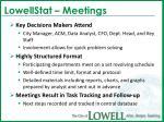 lowellstat meetings17