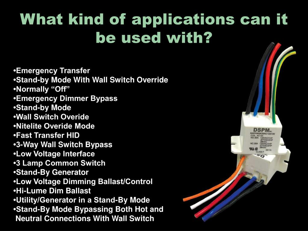 What kind of applications can it be used with?