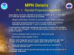 mpn details