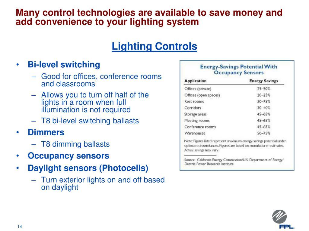 Lighting Controls