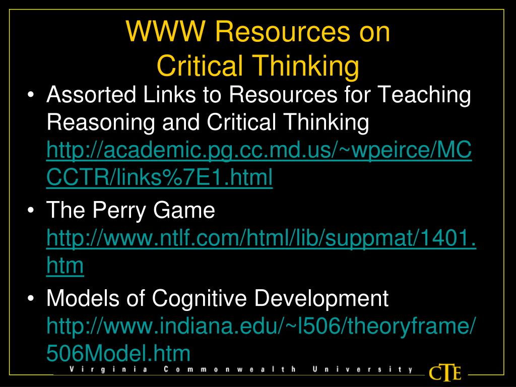 WWW Resources on