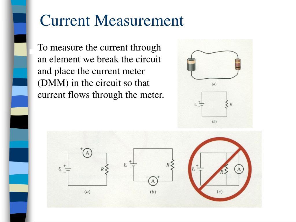 Current Measurement