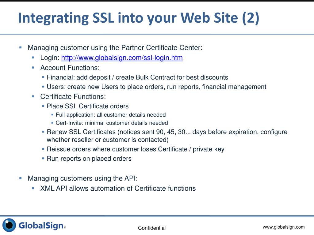 Integrating SSL into your Web Site (2)
