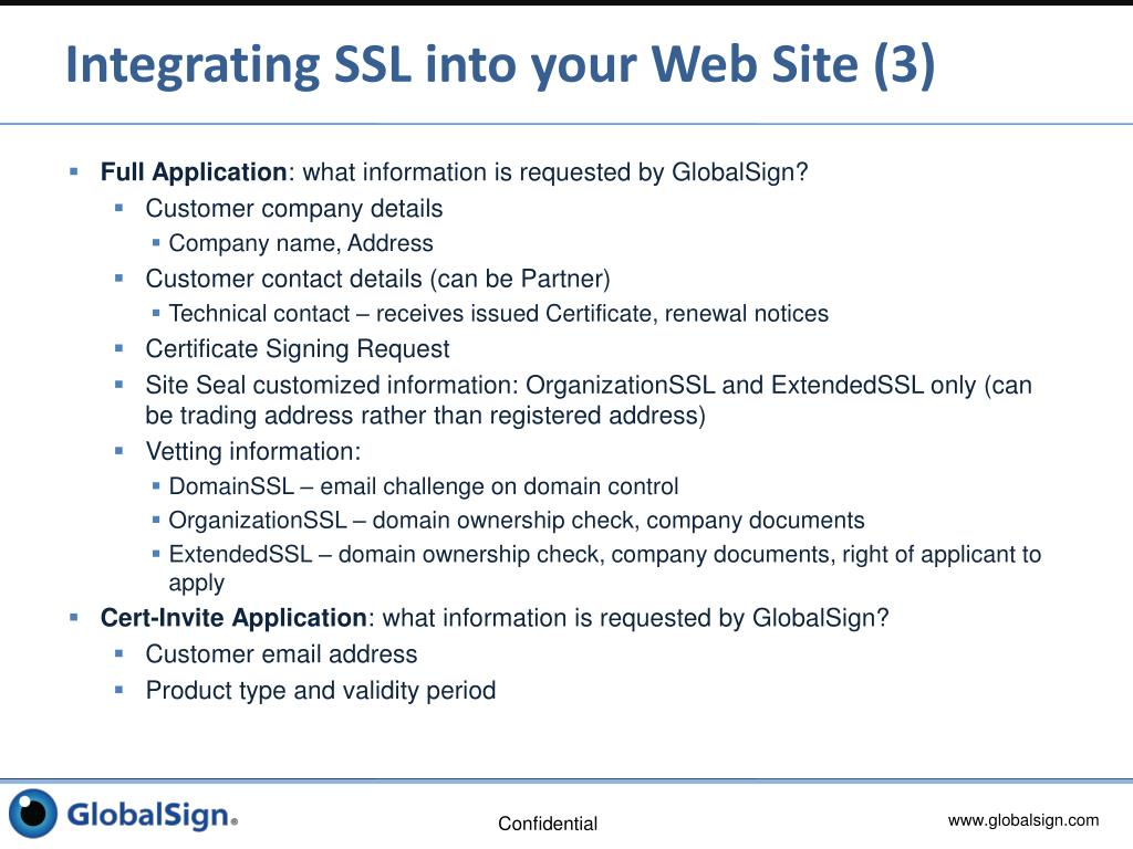 Integrating SSL into your Web Site (3)