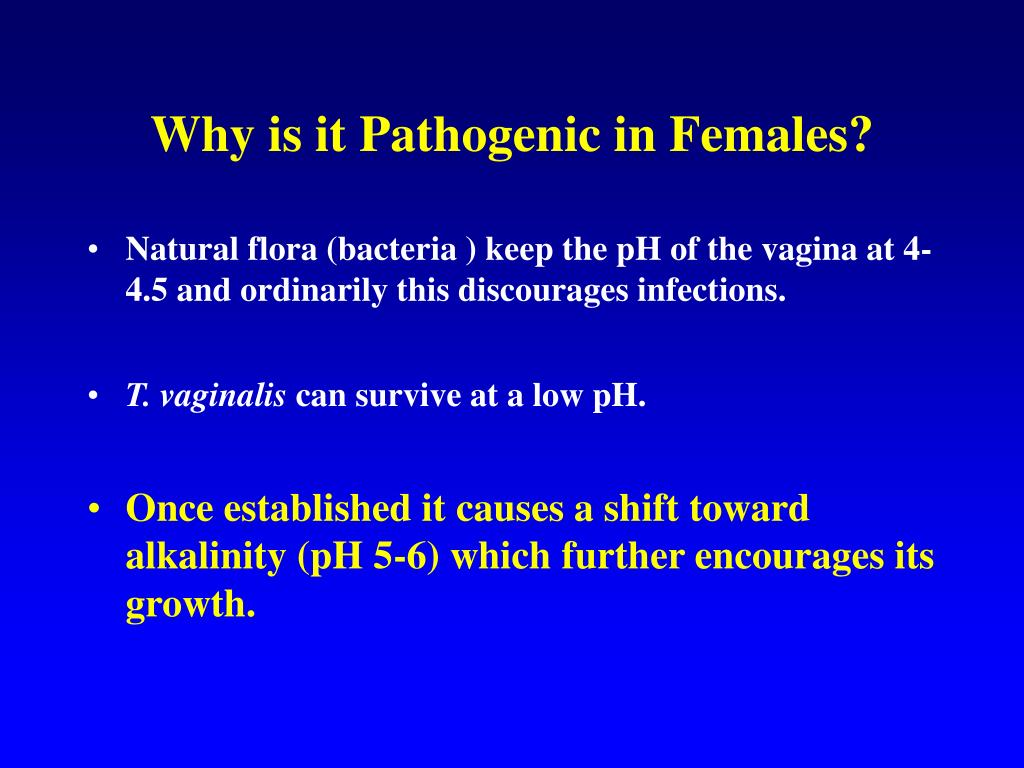 Why is it Pathogenic in Females?