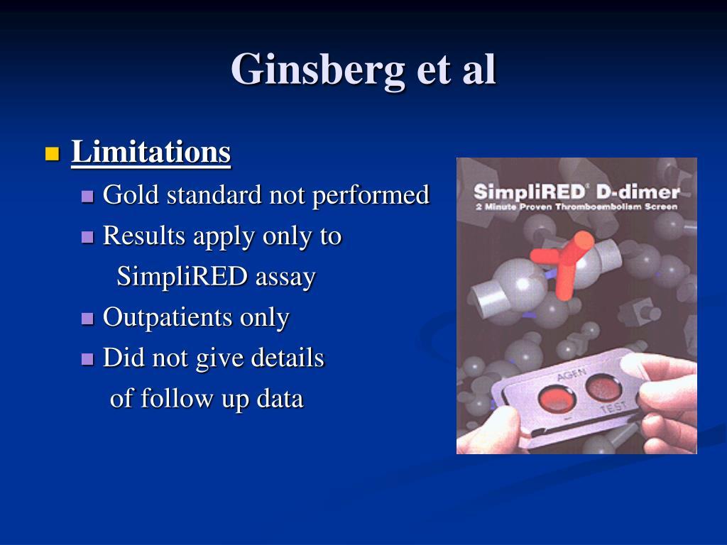 Ginsberg et al