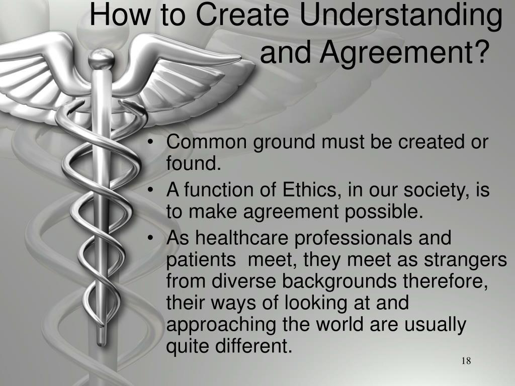 How to Create Understanding