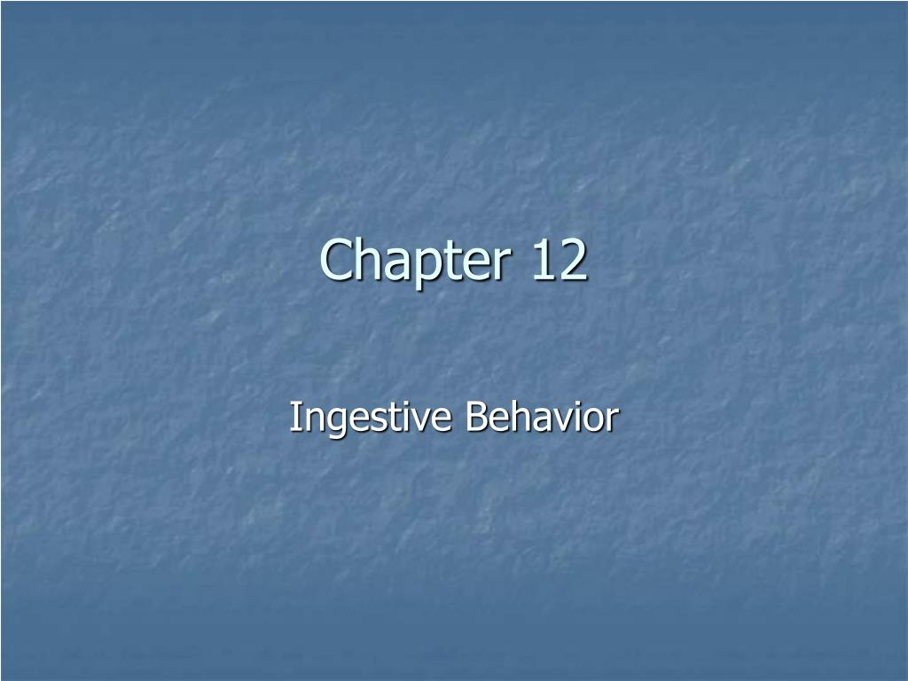 chapter 12 l.