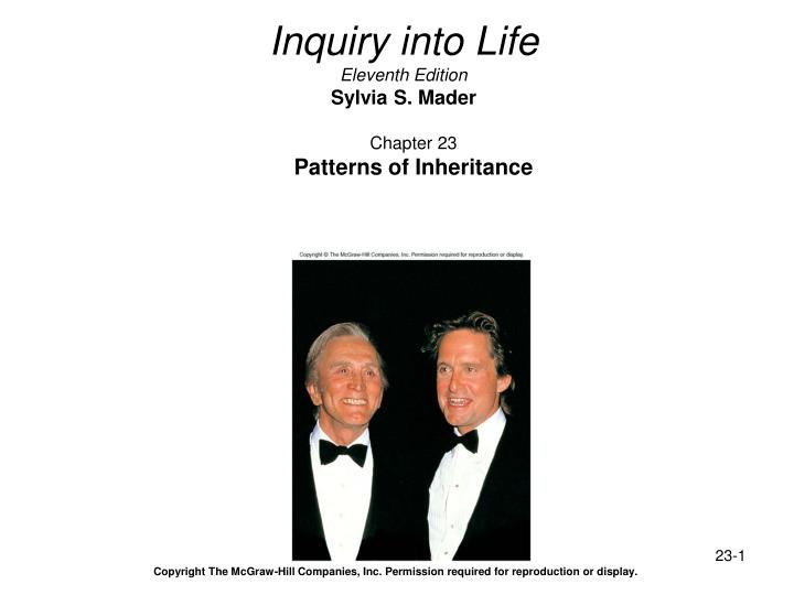 inquiry into life eleventh edition sylvia s mader n.
