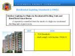 residential lighting standards 150 k82