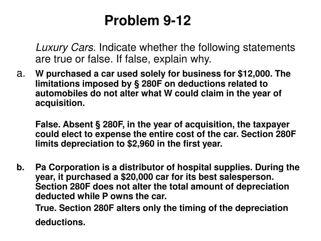 Problem 9‑12
