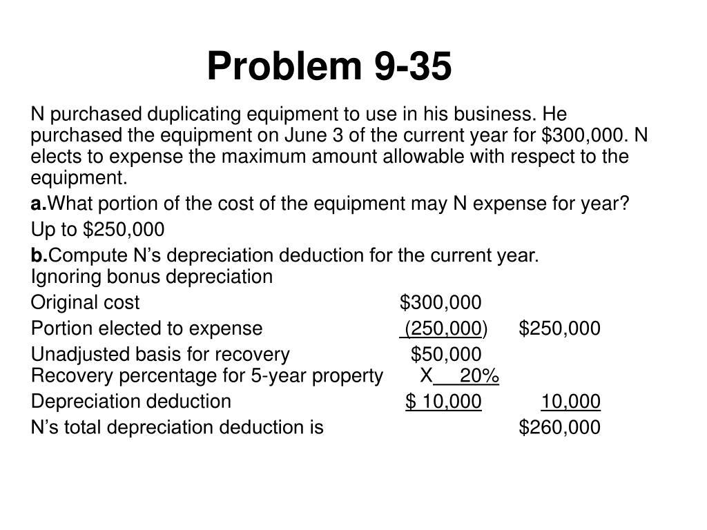 Problem 9‑35