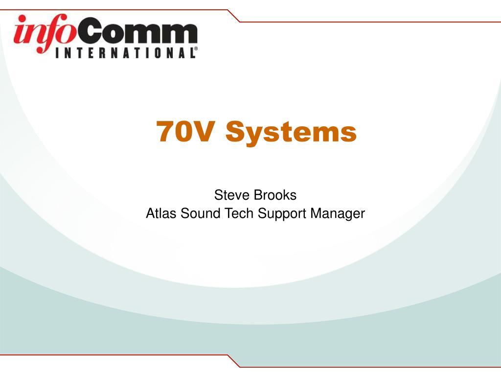70v systems l.