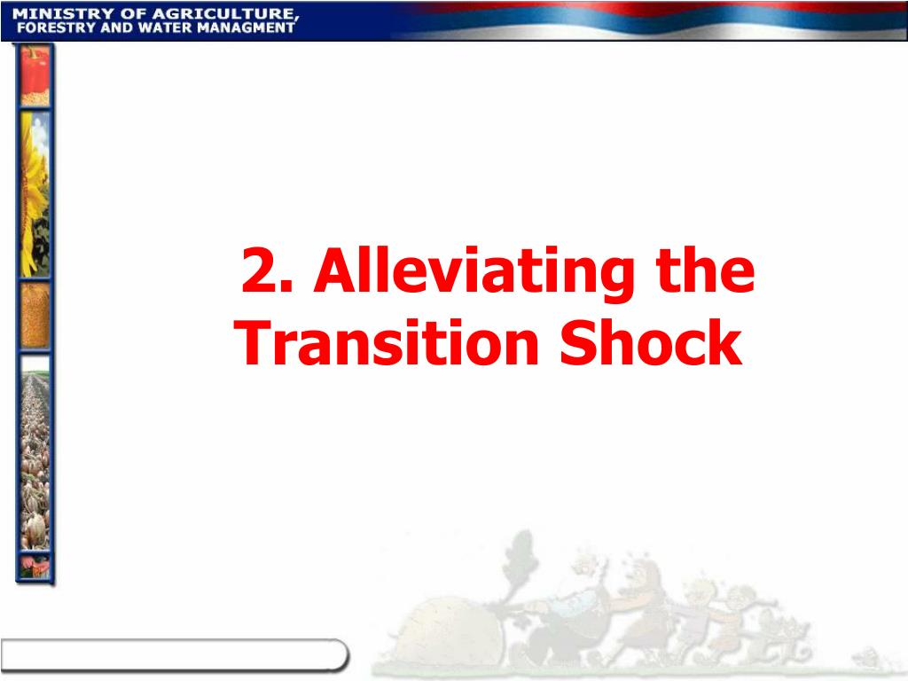 2. Alleviating the