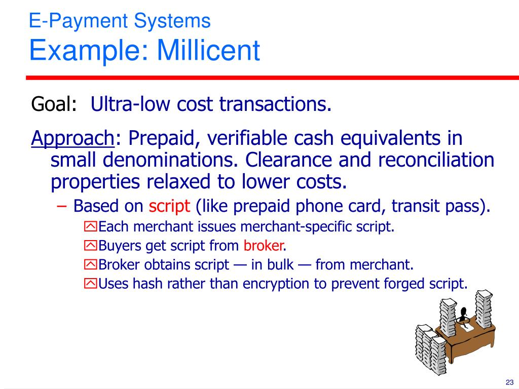 PPT - Software Infrastructure for Electronic Commerce