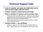 technical support calls29