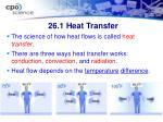 26 1 heat transfer