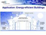 application energy efficient buildings