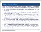 the ifc sukuk listing
