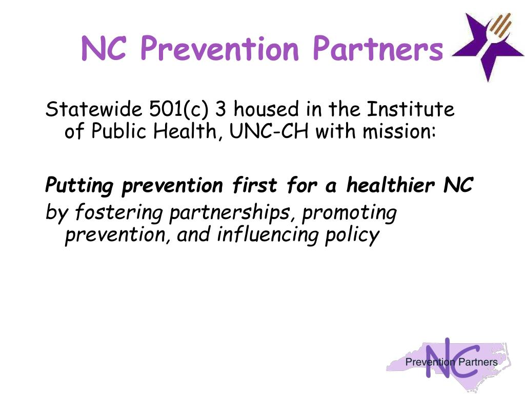 NC Prevention Partners