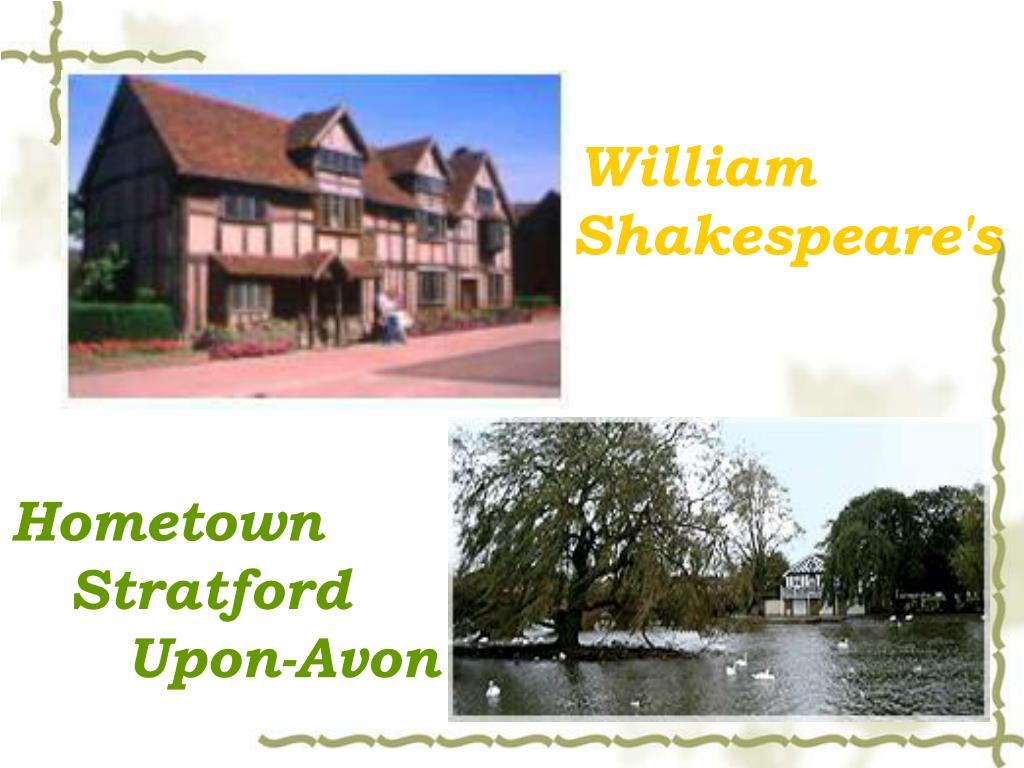 William   Shakespeare's