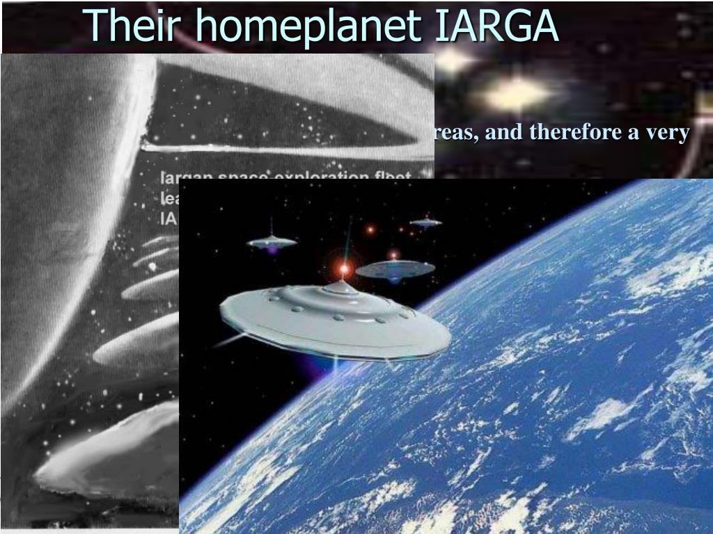 Their homeplanet IARGA