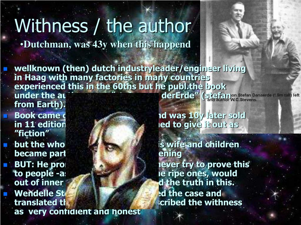 Withness / the author